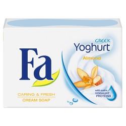 Fa Greek Yoghurt Almond Mydło w kostce 90g