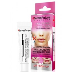 Dermofuture Precision Hialuronowy wypełniacz ust Lip Push Up  12ml