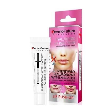 Dermofuture Precision Hialuronowy wypełniacz ust Lip Push Up  12ml