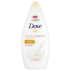 Dove Nourishing Care & Oil Żel pod prysznic Moroccan Argan Oil  500ml