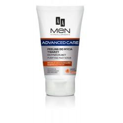 AA Men Adventure Care Peeling do mycia twarzy  150ml