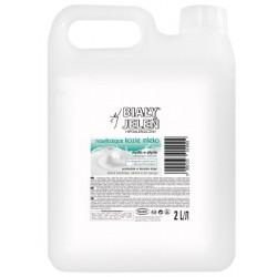 Biały Jeleń Mydło hipoalergiczne nawilżające w płynie Kozie Mleko 2L
