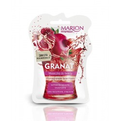 Marion Fit & Fresh Maseczka do twarzy Granat  7.5ml