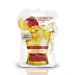Marion Fit & Fresh Maseczka do twarzy Mango  7.5ml