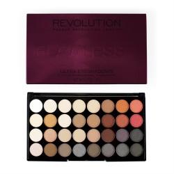 Makeup Revolution Ultra Palette 32 Zestaw cieni do powiek Flawless 2  16g (32 kolory)