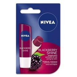Nivea Lip Care Pomadka ochronna BLACKBERRY SHINE  4.8g