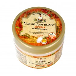 Receptury Babci Agafii Maska do włosów 300 ml JAJECZNA