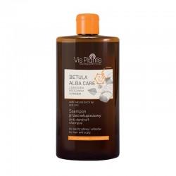 Vis Plantis Betula Alba Care Szampon do włosów przeciwłupieżowy 300ml