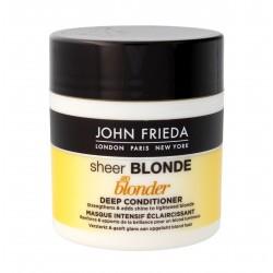 John Frieda Sheer Blonde Odżywka nawilżająca do włosów blond Go Blonder 150ml