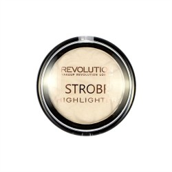 Makeup Revolution, rozświetlacz do twarzy Strobe Highlighter Glow Lights, 1 szt.
