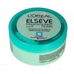 Loreal Elseve Magiczna Moc Glinki Maska do włosów przed myciem 150ml