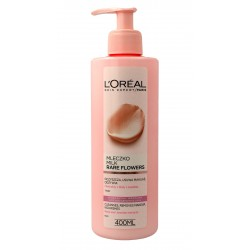 Loreal Skin Expert Mleczko do demakijażu Rare Flowers  400ml