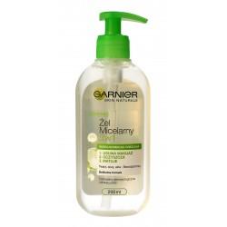 Garnier Skin Naturals Żel micelarny 3w1 - skóra normalna i mieszana  200ml