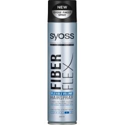 Schwarzkopf Syoss Fiber Flex Lakier do włosów extra mocny Flexible Volume  300ml