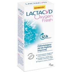 Lactacyd Oxygen Fresh Odświeżający żel do higieny intymnej  200ml