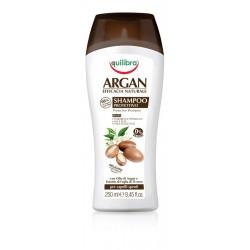 Equilibra Naturale Szampon arganowy do włosów  250ml