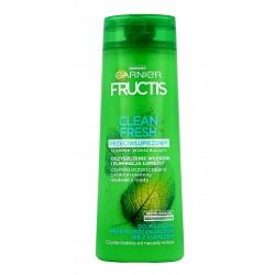 Fructis Clean Fresh Szampon do włosów przetłuszczających się z łupieżem 400ml