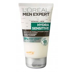 Loreal Men Expert Hydra Sensitive Żel myjący do skóry wrażliwej  125ml