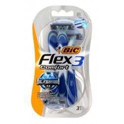 BIC Maszynka do golenia Comfort 3 Flex Blister 3  1op.-3szt