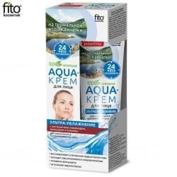 """Fitocosmetics Aqua-krem dla twarzy """"Ultra Nawilżenie"""" 45ml"""