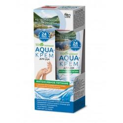 """Fitocosmetics Aqua-krem do rąk  """"Intensywne Odżywianie"""" 45ml"""