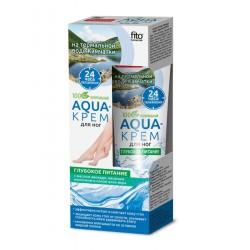 """Fitocosmetics Aqua-krem do stóp """"Głębokie odżywianie"""" 45ml"""