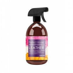 BARWA Perfect House Leather Profesjonalne Mleczko do czyszczenia skór naturalnych 500ml