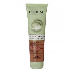 Loreal Skin Expert Żel peelingujący Czysta Glinka  150ml