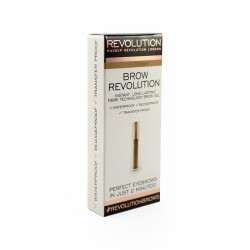 Makeup Revolution Brow Revolution Żel do brwi Auburn  3.8g