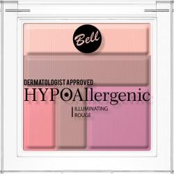 Bell Hypoallergenic Róż Illuminating Rouge nr 2  5g