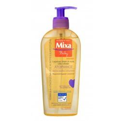 Mixa Baby Atopiance Olejek łagodzący do mycia ciała i włosów dla dzieci  250ml