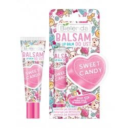Bielenda Lip Balm Balsam do ust Sweet Candy  10g