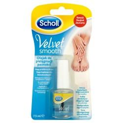 Scholl Pielęgnacja stóp Oliwka do pielęgnacji paznokci Velvet Smooth  7.5ml