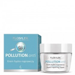 Floslek Pollution Anti Krem hydro-naprawczy na noc  50ml