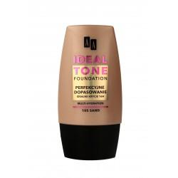 """AA Make Up Ideal Tone Podkład """"Perfekcyjne Dopasowanie"""" nr 105 sand  30ml"""