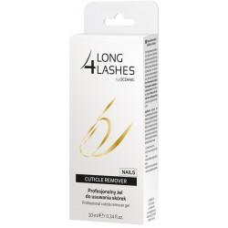 4 Long Lashes Nails Profesjonalny Żel do usuwania skórek  10ml