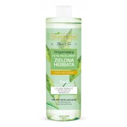Bielenda Zielona Herbata Płyn micelarny 3w1 oczyszczający - cera mieszana  500ml