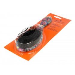Top Choice Szczotka do włosów Soft Touch Pattern (63961)  1szt