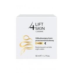 Lift 4 Skin Odbudowujący krem przeciwzmarszczkowy na noc  50ml