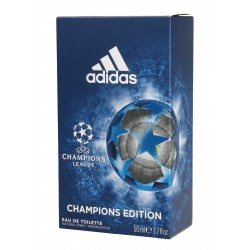 Adidas Champions League UEFA Champion Edition IV Woda toaletowa  50ml