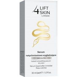 Lift 4 Skin Serum natychmiastowo wygładzające - cera sucha  30ml