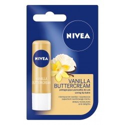 Nivea Lip Care Pomadka ochronna VANILLA BUTTERCREAM  4.8g