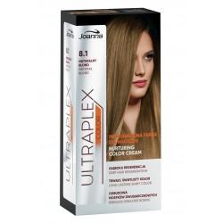 Joanna Ultraplex Color Farba pielęgnacyjna do włosów nr 8.1 Naturalny Blond