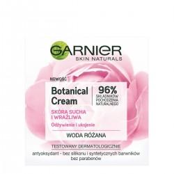 Garnier Skin Naturals Botanical Rose Water Krem odżywienie i ukojenie  50ml