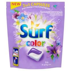 Surf Color Kapsułki do prania 2in1 Iris & Spring Rose  1op.-30szt