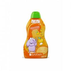 BARWA Bebi Kids Szampon i płyn do kąpieli 2w1 dla dzieci Orange  380ml