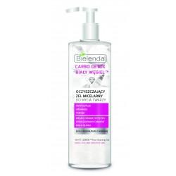 Bielenda Carbo Detox Biały Węgiel Żel micelarny oczyszczający do mycia twarzy 200ml