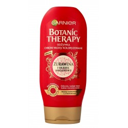 Garnier Botanic Therapy Żurawina i Olejek Arganowy Odżywka do włosów farbowanych i z pasemkami  200ml