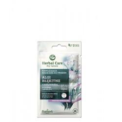 Farmona Herbal Care Maseczka nawilżająca do twarzy Algi Błękitne  2 x 5ml