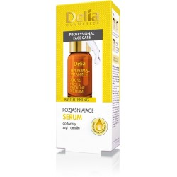 Delia Cosmetics Professional Face Care Serum rozjaśniające z vit.C  10ml